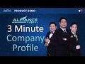 Download 3 Minute Company Profile (AIM Global) Video