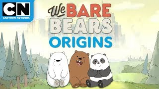 Download We Bare Bears Origin Stories | Cartoon Network Video