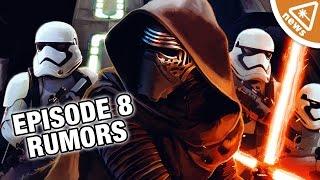Download Kylo Ren's New TIE and More Star Wars Episode 8 Rumors Revealed! (Nerdist News w/ Jessica Chobot) Video