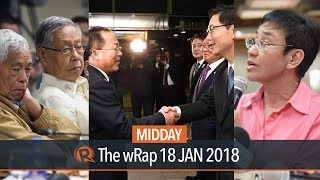 Download Rappler on NBI probe, Nene Pimentel, North and South Koreas | Midday wRap Video