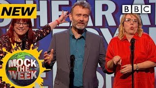 Download Unlikely things to hear at a wedding or funeral | Mock The Week - BBC Video
