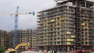 Download An Updated Look At Disney's Caribbean Beach Resort, Riviera Resort & Skyliner Construction Progress! Video