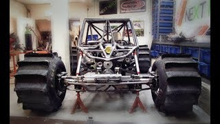 Download The making of ″2 INSANE″ Formula Offroad buggy - Raw footage behind the scenes Video