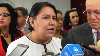 Download Entrevista a la Dra. Perla Gómez al término de la firma de convenio CDHDF - INVEA Video