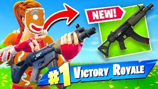 Download Is The *NEW* SMG Any Good? Fortnite Battle Royale! (Gameplay) Video