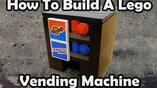 Download How To Build A Working Lego Vending Machine Video