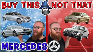 Download The CAR WIZARD shares what Mercedes-Benz TO Buy & NOT to Buy! Video