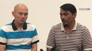 Download DAP lawyers to accompany Edi Rejang to record statement at station on Thursday Video