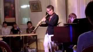 Download 講師演奏「Spain」@YAMAHAピアノ・サックス合同コンサート Video