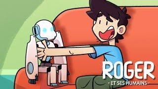 Download ROGER ET SES HUMAINS (dessin animé) Video