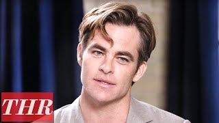 Download Chris Pine Talks Full Frontal Nudity in 'Outlaw King' | TIFF 2018 Video
