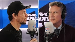 Download Lie Detector Test: Will Ferrell & Mark Wahlberg Video