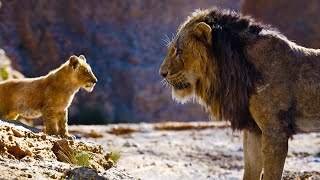Download THE LION KING ″Scar & Simba″ Clip Video