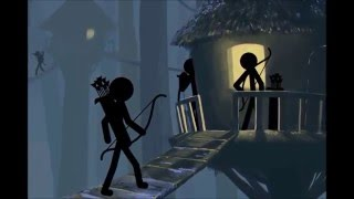 Download Battle Of The Shadow Elves - Chris Haigh (Epic Stick Wars Cinematic) Video