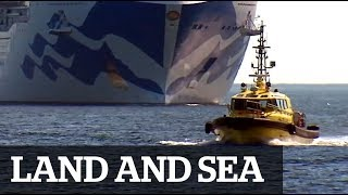 Download Land and Sea: Sea Harbour Pilots Video