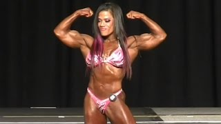 Download 2016 NPC Nationals Women's Bodybuilding Light Heavyweight Video