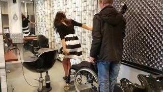 Download Incomplete paraplegic beauty transfer Video