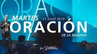 Download 🔴 Oración de la mañana (Música Cristiana) - 23 Julio 2019 - Andrés Corson | Su Presencia Video