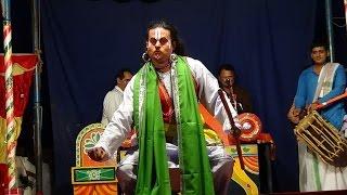 Download Yakshagana - Ravishankar bhat valakkunja as Dootha - hasya Video