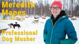 Download Meredith Mapes: Professional Dog Musher – University of Alaska Anchorage Video