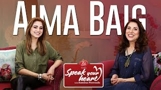 Download Aima Baig Pakistan's Most Talented Young Singer | Baazi Song | Coke Studio | Speak Your Heart Video