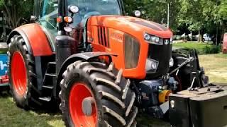 Download รีวิว:รถไถขนาดใหญ่ KUBOTA M7-171 Tractor Video