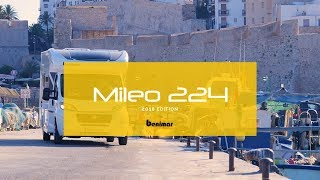 Download Mileo 224 - Autocaravanas & Camping Cars Benimar 2018 Video