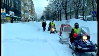 Download Århundradets snöstorm - Minnen & bilder från dagarna som skakade Gävle 1998 Video