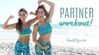 Download The Best Partner Workout!! Video