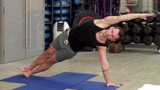 Download Power Yoga with Bryan Jones - 1 Hour Video