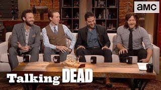 Download 'Will Daryl & Carol Ever Happen?' Fan Questions Ep. 803 | Talking Dead Video