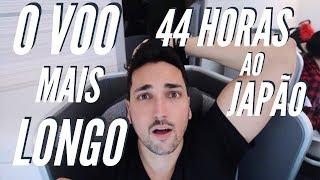 Download O VOO MAIS LONGO DO MUNDO na EXECUTIVA - Voando de SP para o JAPÃO no B787 da AIRCANADA Video