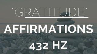 Download Morning Gratitude Affirmations- Listen For 21 Days! (432Hz) Video