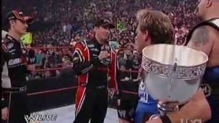 Download WWE RAW Joey Logano and Kyle Busch Video