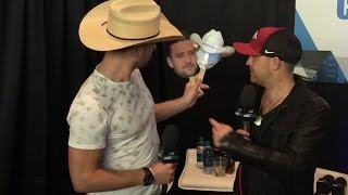 Download Justin Moore and Dustin Lynch Backstage at the ACMs! Video