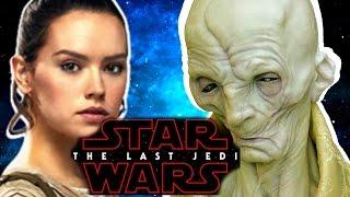 Download Snoke And Rey's Origin Comfirmed In Book: Empires End!?! (The Last Jedi Spoilers!) Video