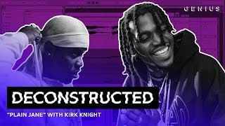 "Download The Making Of A$AP Ferg's ""Plain Jane"" With Kirk Knight 