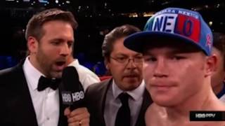Download Canelo v Smith Post Fight Interviews Video