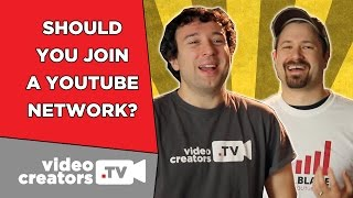 Download Should You Join a YouTube Network? Video