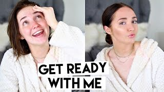Download Chit Chat Get Ready With Me! Why I Broke Up With My Boyfriend | Kenzie Elizabeth Video