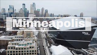 Download Drone Minneapolis, Minnesota for Super Bowl 52 setup Video