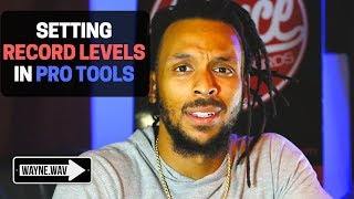 Download How to Set Recording Levels In Pro Tools | Recording and Mixing Meters Video