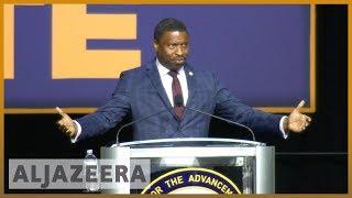 Download 🇺🇸 NAACP convention: Meet's focus defeat hate vote | Al Jazeera English Video