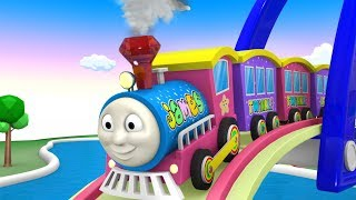 Download Thomas the Train Cartoon - Train Kids Toy Factory Cartoon Train FOR KIDS Video
