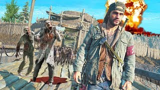 Download ARMY vs 1,000,000 ZOMBIES!! (Days Gone, Part 9) Video