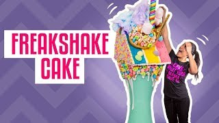 Download How To Make St. Paddy's Day FREAKSHAKE CAKES | With LUCKY CHARMS | Yolanda Gampp | How To Cake It Video