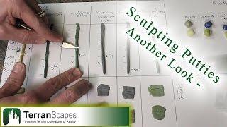 Download TerranScapes - Sculpting Putties Review pt. 2 - Milliput, GreenStuff, Procreate Video