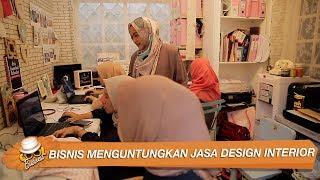 Download Bisnis Menguntungkan Jasa Design Interior | Rumah Sabine | Susan Emir Video