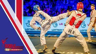 Download Manchester 2018 World Taekwondo GP [Male -68Kg FINAL] Dae-hoon LEE(KOR) vs Mirhashem HOSSEINI(IRI) Video