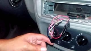 Download Tutoríal de como instalar un auto estéreo prt1 Video